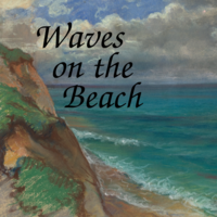 Cover for Waves on the Beach