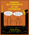 Cover for Passive Butterworth Filter Cookbook