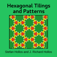 Cover for Hexagonal Tilings and Patterns