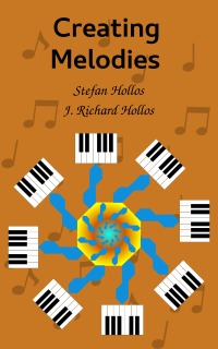 Cover for Creating Melodies