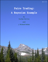 Cover for Pairs Trading: A Bayesian Example
