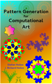 Cover for Pattern Generation for Computational Art